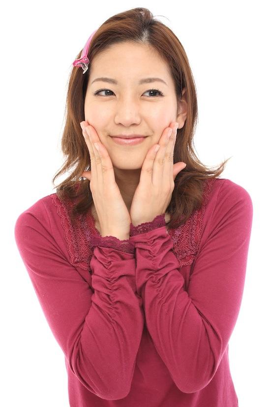 小顔になる方法!舌の運動で簡単キレイ