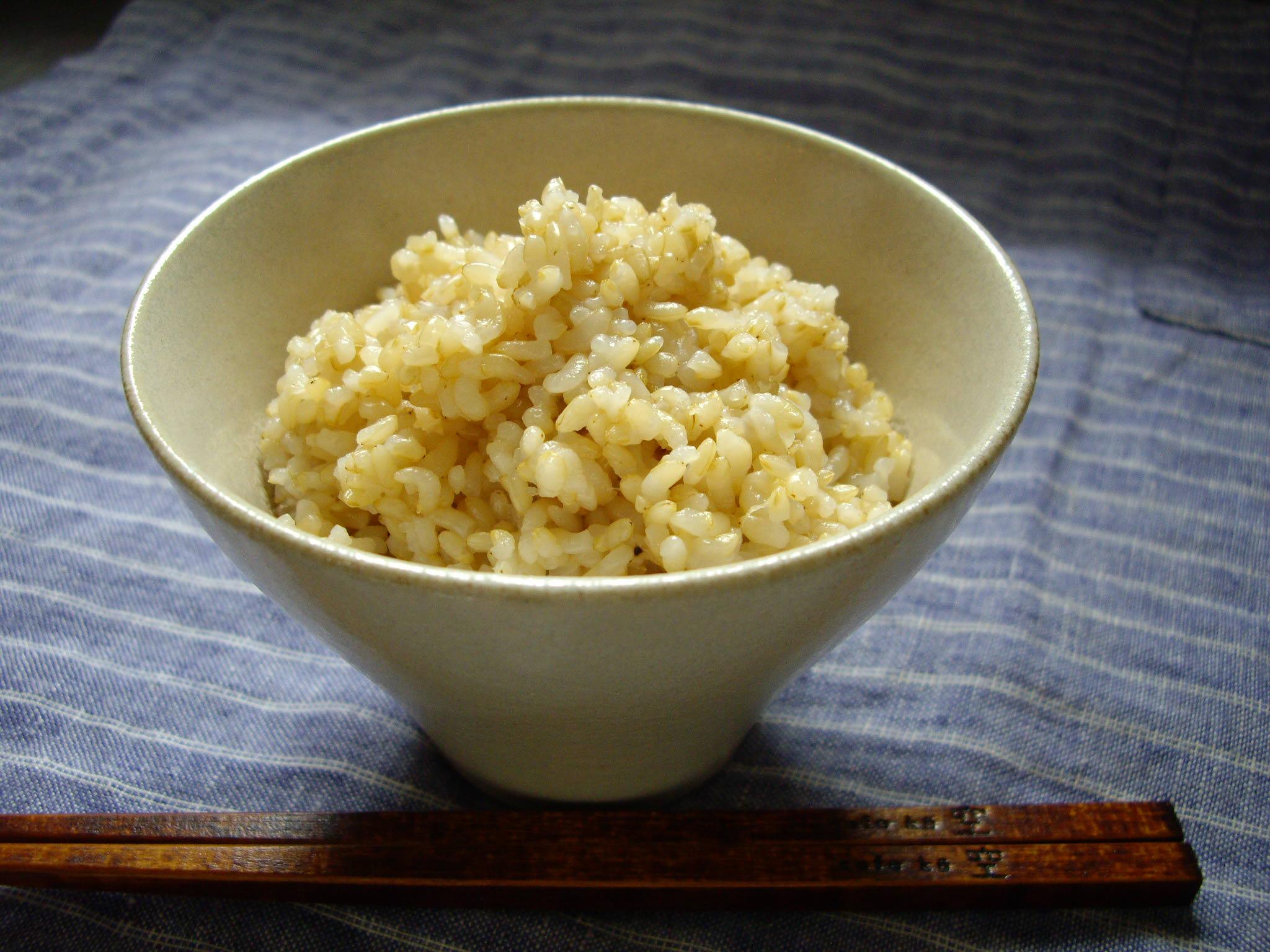 栄養価の高いお米の種類