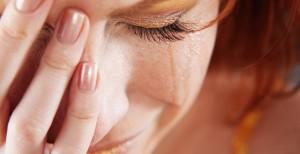 うわーん!涙活でストレス解消できる理由
