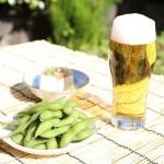 暑い夏に!ビールは実は健康に良いんですよ