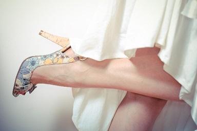 モデル脚と理想の脚の違い。きれいになろう!