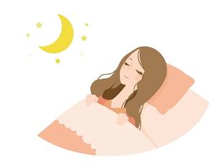 睡眠とお肌の切っても切れない関係