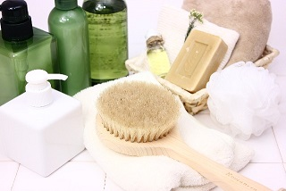 ダイエットにも効くアロマ入浴剤の作り方