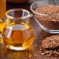 亜麻仁油(アマニ油)の美容とダイエット効果がすごい