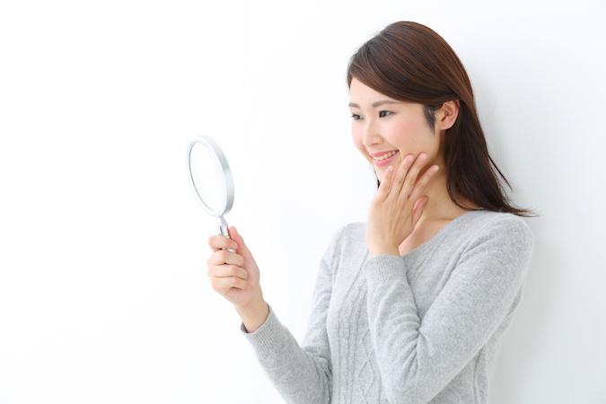 なんとかしたい!粉ふき肌の原因と対処法