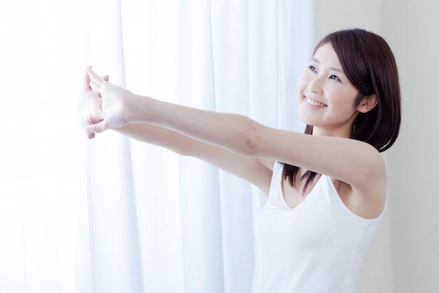 ほっそりしたい! きれい な 二の腕 に 痩せる 方法