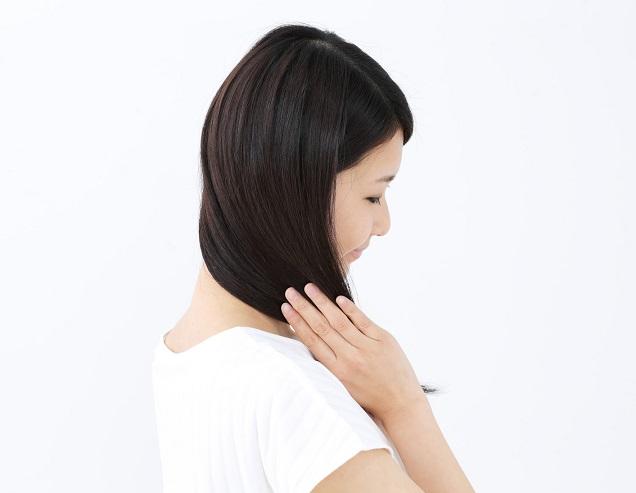 勘弁してほしい髪の静電気をとる方法