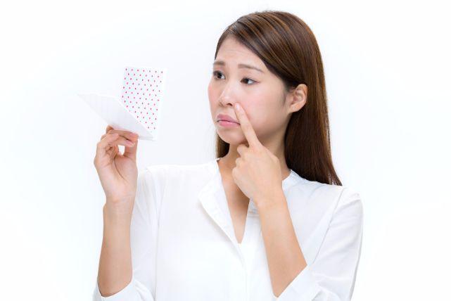 皮脂分泌をコントロールして、顔の「てかり」を予防する方法