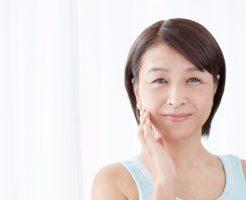 気づいた時には年齢肌に?!50代からでも改善できる肌ケア方法