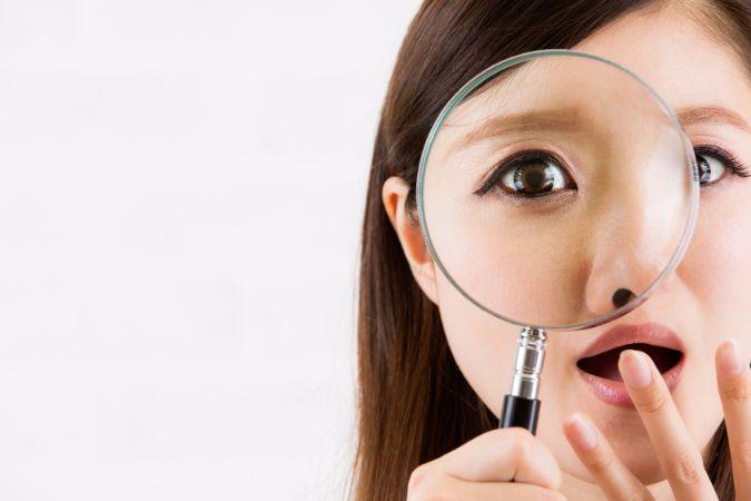 いつも顔がかゆいのは、顔カビが原因かもしれません