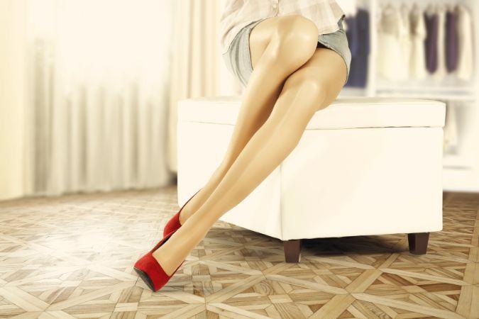 放置してはダメ!膝の黒ずみは簡単なケアで解消できるんです