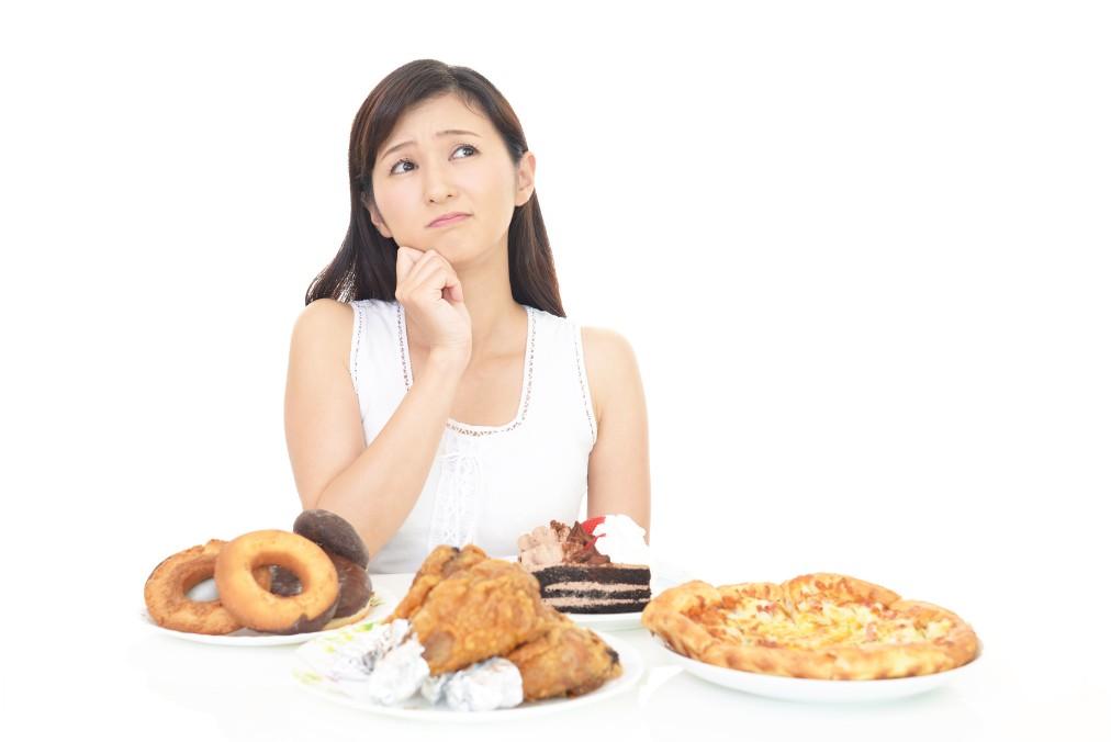 ダイエット中でも安心してつまめる太りにくい食べ物一覧