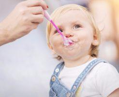 赤ちゃんに乳酸菌を!離乳食におけるヨーグルトの与え方