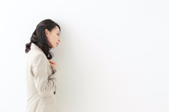 ストレスや緊張が原因の「空えずき」を改善する4つの方法