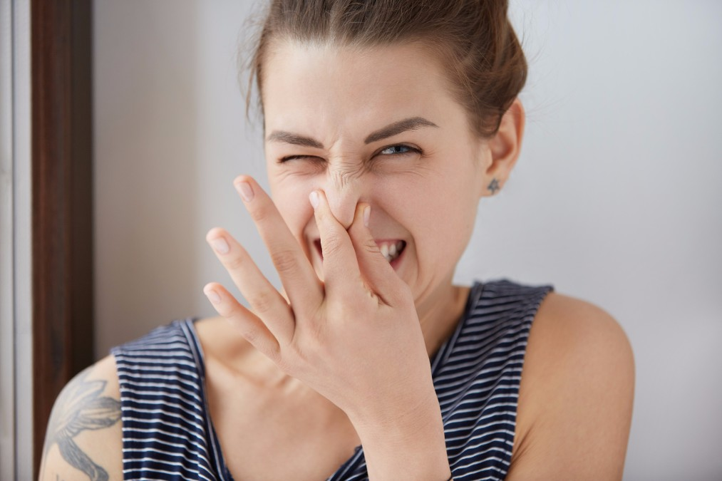 酸っぱい不快な臭い、「部屋干し臭」の5つの原因と予防策