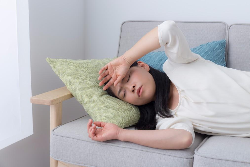 毎日ぐったり・・・。「慢性疲労症候群」の原因と回復方法