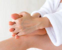 足元の冷えが気になる時にすぐできる3つの温め術