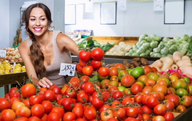 体の中から紫外線対策。「トマト」の持つ日焼け止め効果とは