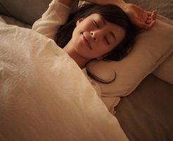 寝ている間に気持ちよくバストケア!Viageの効果を口コミからチェック