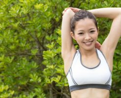 サラサラ汗がかけるようになる汗腺トレーニングのやり方