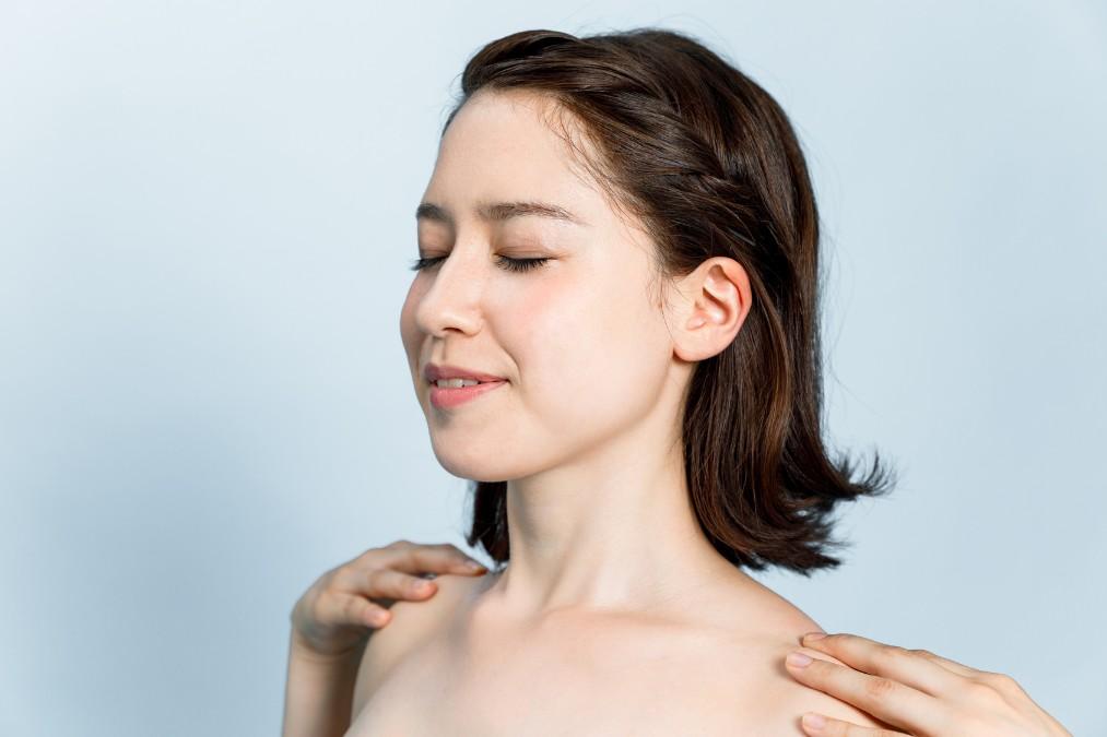 むくみを取って顔痩せを実現させるリンパマッサージのやり方