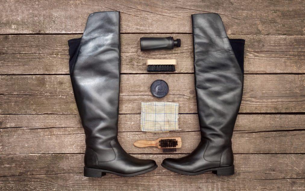 冬に大活躍した「革ブーツ」を労るお手入れと保管の方法