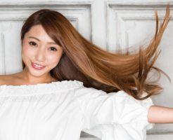 パサパサ髪の毛とサヨナラするヘアケアのやり方