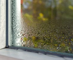 窓の結露を放置することの4つのリスクと簡単にできる対策