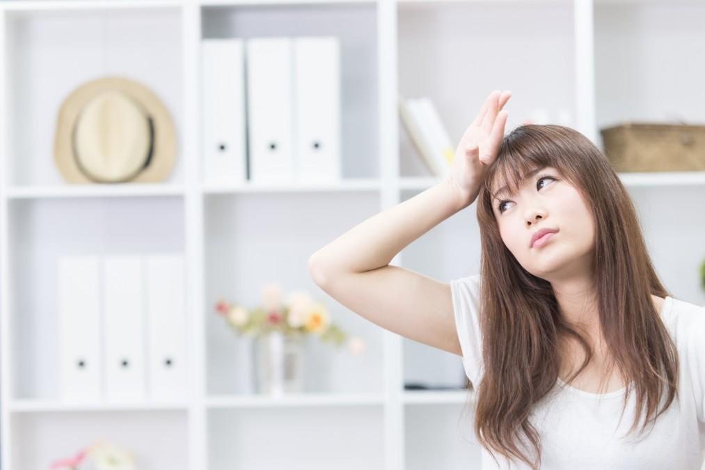 顔汗を即効で止める方法
