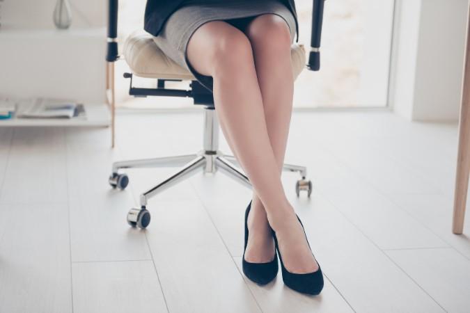 足のむくみが楽になるリンパマッサージのやり方