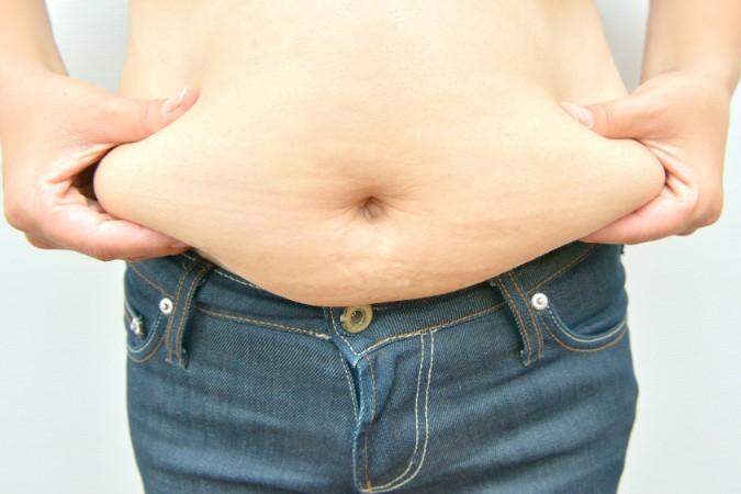 お腹にたっぷり付いた脂肪を落とすダイエット法
