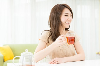 お茶でダイエット!飲むだけで脂肪燃焼の効果と飲み方