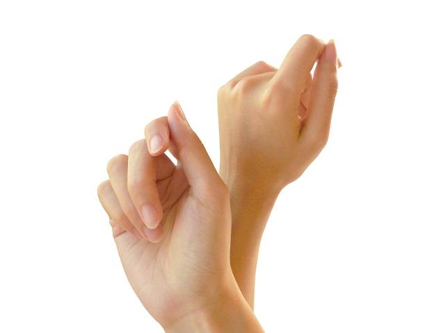 ガガーン!二枚爪になってしまったときの正しい処置と治し方