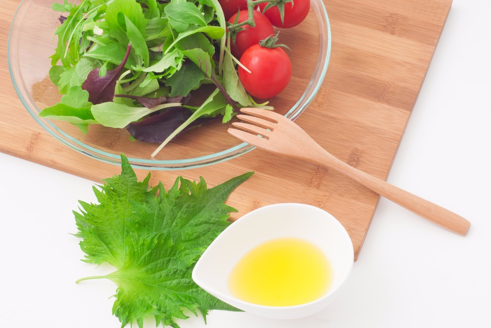 様々な健康効果も得られる「えごま油ダイエット」のやり方