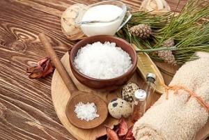 塩洗顔でみるみるすべすべお肌になる方法
