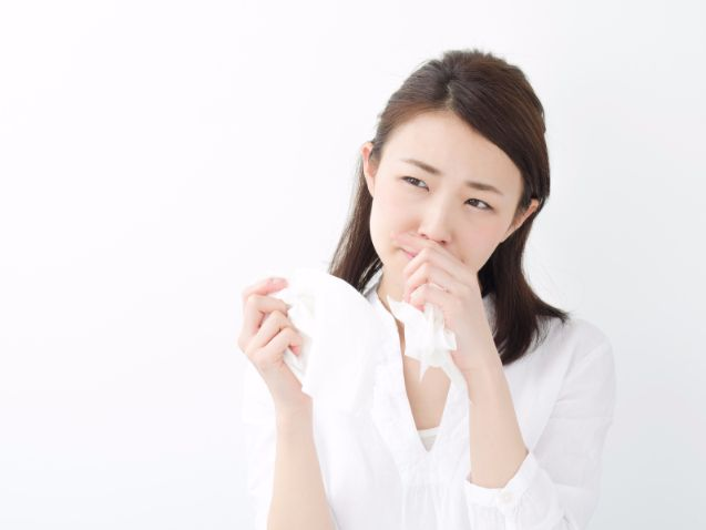 くしゃみが止まらない人に朗報!スッキリさせるための方法