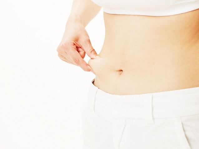 内臓下垂が原因のポッコリ!お腹の解消法