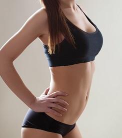 内臓下垂による「ぽっこり」お腹の治し方