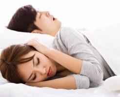 夫への愛も冷める「いびき」、かきやすい人の6つの特徴と予防法