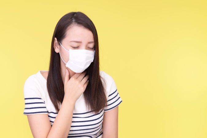 実は大人も急増中の百日咳!風邪の症状との違いとは