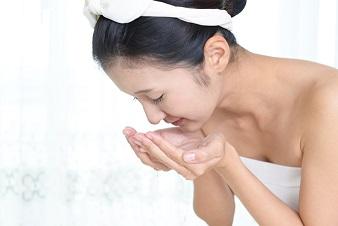 にきびが気になる方へ おすすめ洗顔法